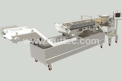Cheese Braiding Machine ST20