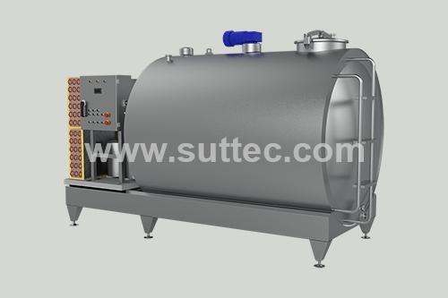 Yatay Süt Soğutma Tankı 3000 LT