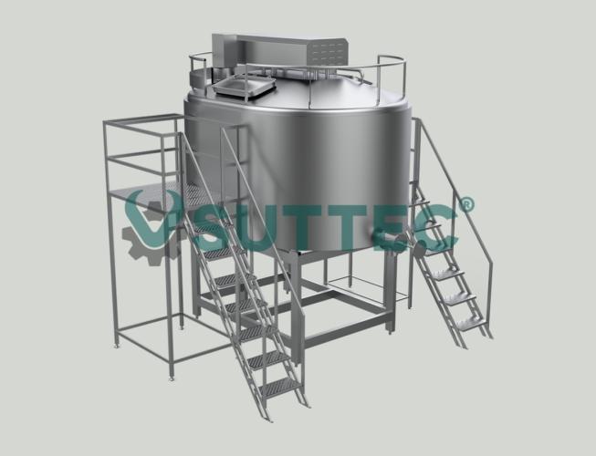 Kashkaval Process Tank 6000 LT