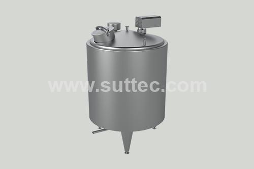 Milk Boiling Tank 3000 LT