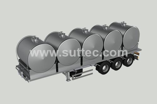 Süt Taşıma Tankeri